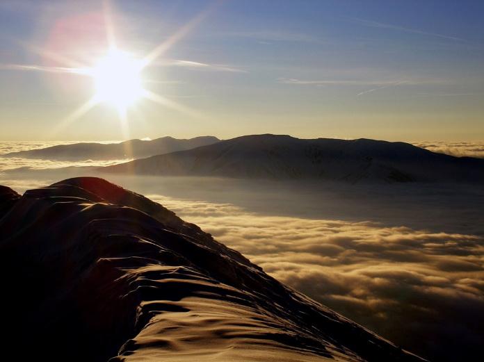 Mare alpină în Piatra Craiului