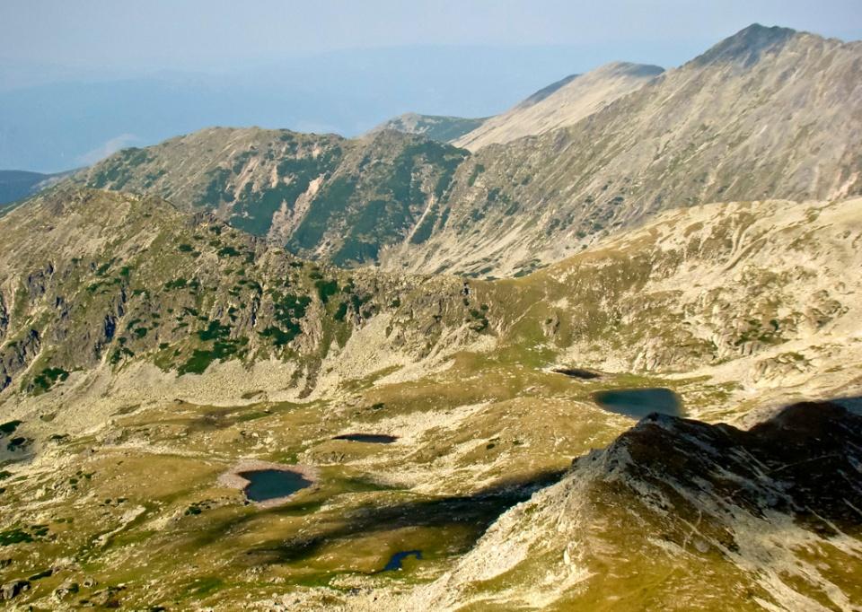 Tăurile din Valea Rea