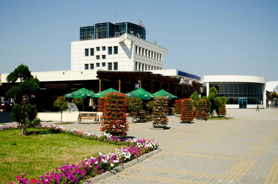 Clădirea portului de pasageri Tulcea
