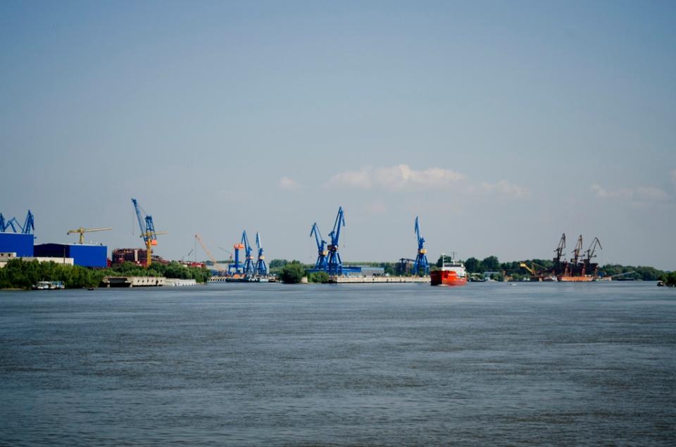 Șantierul naval Tulcea