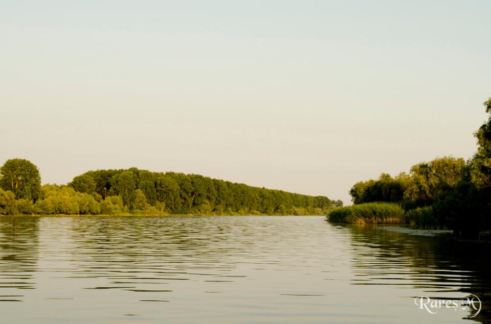 Pe Dunărea Veche, ne îndreptăm spre Crișan