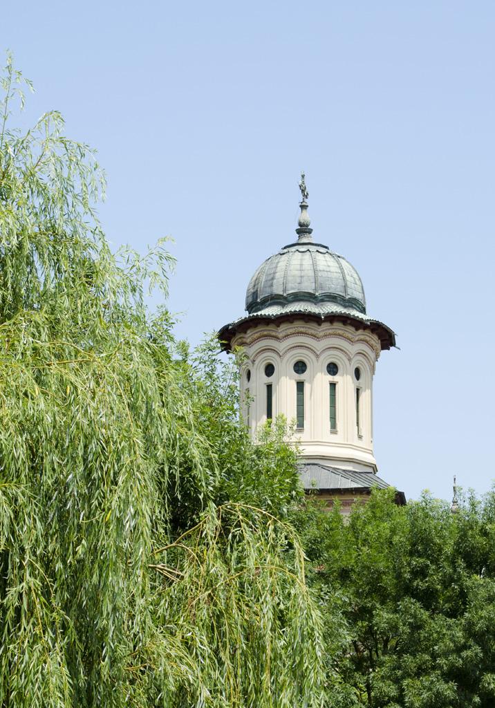 Turla Catedralei Sf. Alexandru din Sulina