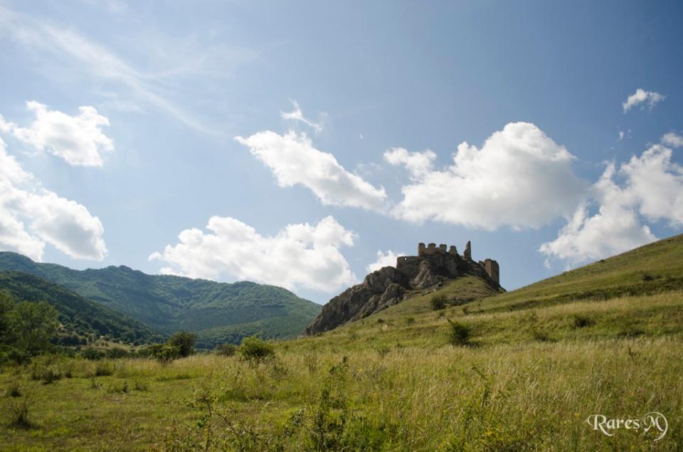 Cetatea Colțești